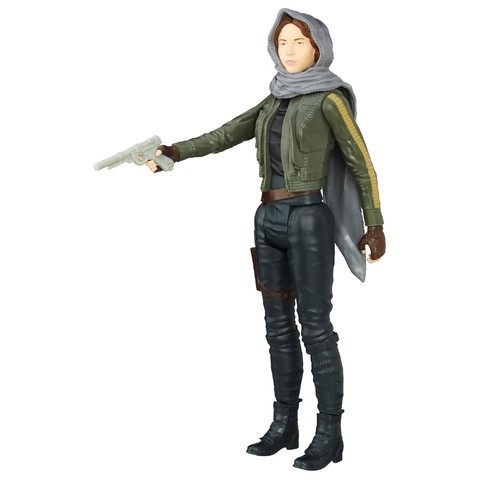 Star Wars Rogue One: Sangento Jyn Erso (Jedha) 30 cm - comprar online