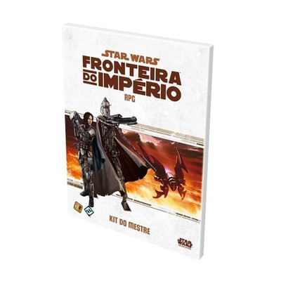 Star Wars Fronteira do Império RPG: Kit do Mestre - comprar online