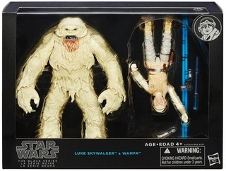Star Wars: Luke Skywalker & Wampa - comprar online