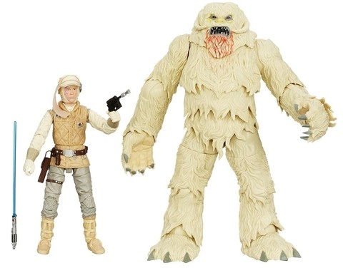 Star Wars: Luke Skywalker & Wampa