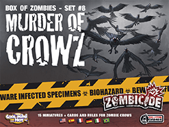 Zombicide: Murder of Crowz na internet