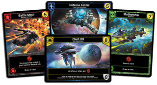 Imagem do Star Realms: Deckbuilding Game