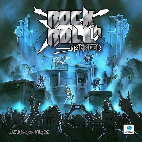 Rock'n Roll Manager - comprar online