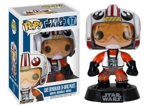 Star Wars: Luke Skywalker Pilot Funko Pop - comprar online
