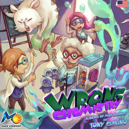 Wrong Chemistry (Quimica Maluca) - comprar online