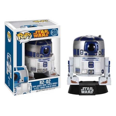 Star Wars: R2D2 Funko Pop - comprar online