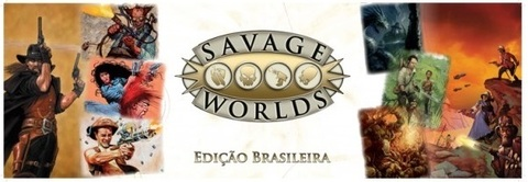Savage Worlds -  Escudo do Mestre