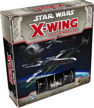 Star Wars X-Wing: Jogo Base