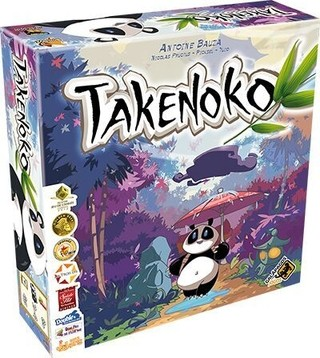 Takenoko - Rocky Raccoon