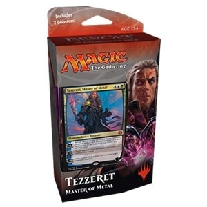 Magic The Gathering: Deck de Planeswalker Tezzeret - comprar online