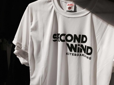 Remeras Second Wind, Todos los talles, S -M - L - XL