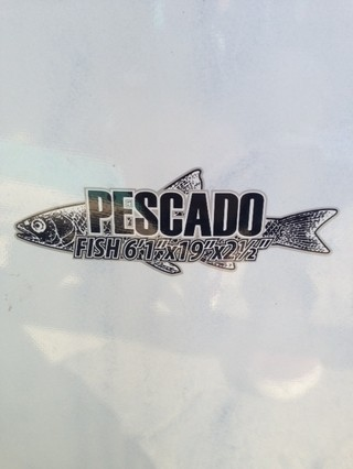 (T43)Tabla Surf RRD Pescado 6.1 - Second Wind Kite Shop