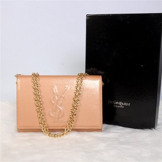 Bolsa Y Logo with Chain Saint Laurent
