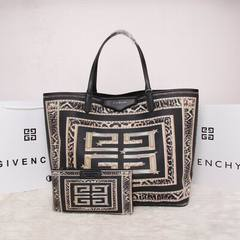 Bolsa Antigona Print Large Shopper Bag Givenchy