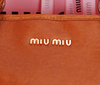Imagem do Bolsa 304417 Top Handle Tote Miu Miu