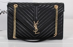 Bolsa Classic Monogram Saint Laurent
