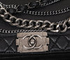Bolsa Le Boy Chain Chanel na internet