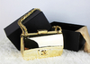 Bolsa 24k Gold Flap Chanel na internet