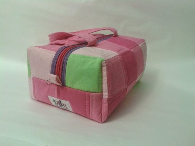 Bag en patchwork