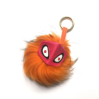 Bad Monster Charm Naranja