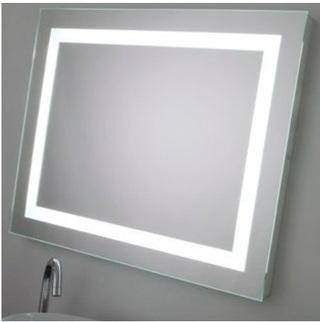 Espejo de tocador con luz led y switch de sensor - Espejos de tocador con luz ...