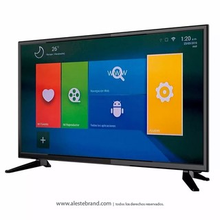 Smart Tv Led Viewsonic 55'' Televisor Full Hd Usb Hdmi Tda