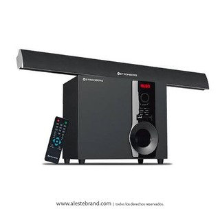 Sound Bar + Subwoofer Bluetooth Stomberg Carlson SB-21