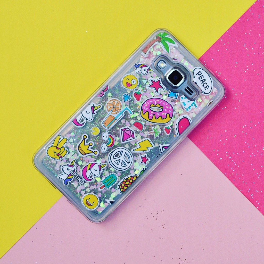 Funda Glitter Exclusive Design - Comprar en Artiko