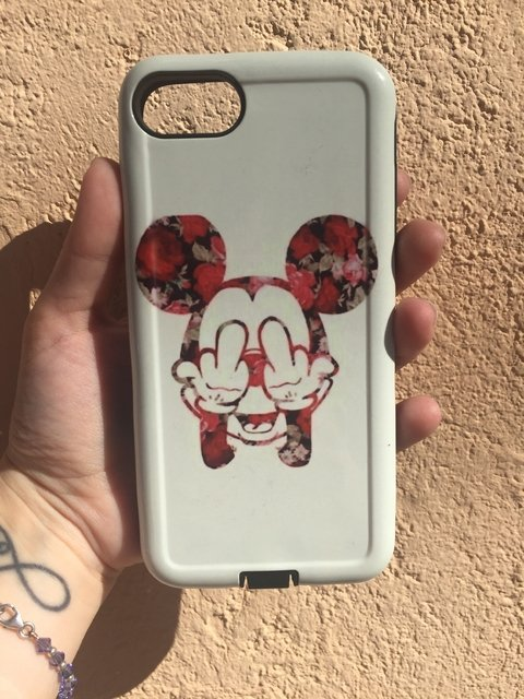 Funda Rigida Mickey