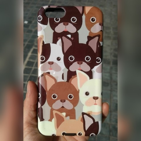 Funda Rigida Love Puppy