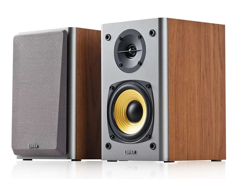 PARLANTES EDIFIER R1000 T4 WOOD 24W