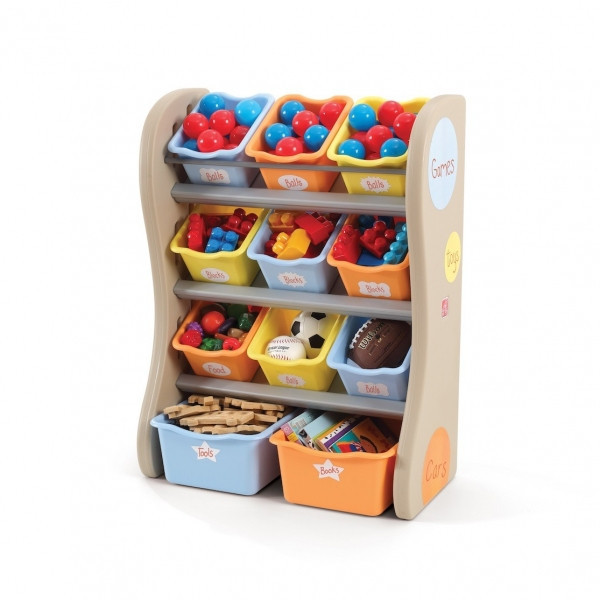 Mueble Organizador Infantil Fun Time