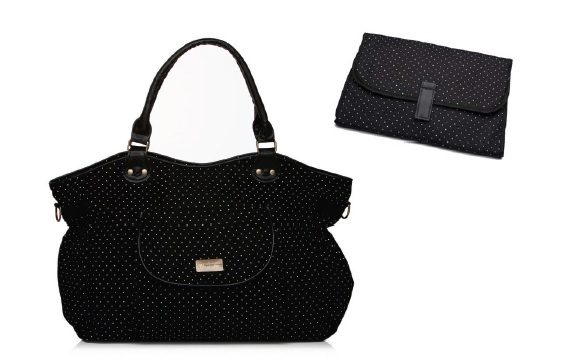 Bolso HAPPY LITTLE MOMENTS modelo Lola Negro - comprar online