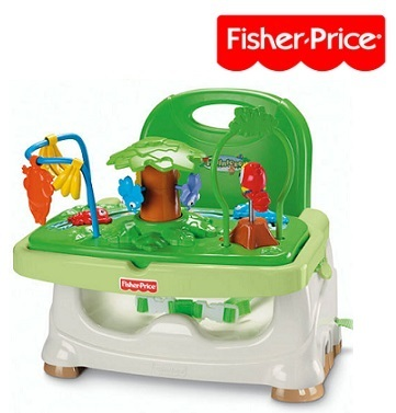 Fisher Price Booster Rainforest Friends