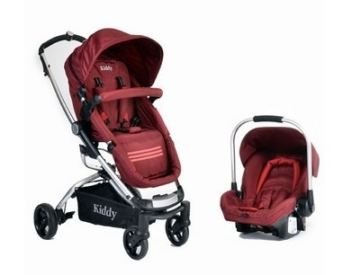 Cochecito KIDDY Eclipse Travel System - comprar online