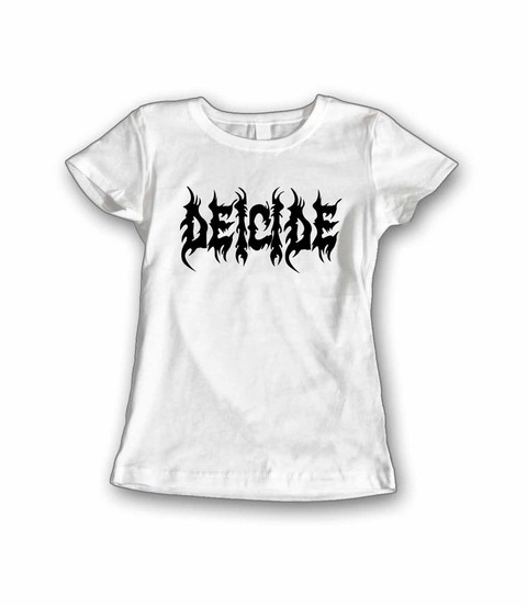 Babylook Deicide - DC0001b - ZN STORE