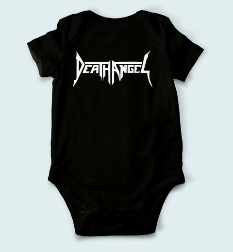 Body de Bebê Death Angel - DA0001bb - ZN STORE