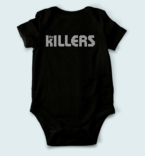 Body de Bebê The Killers - TK0001bb - ZN STORE