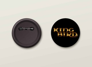 Botton King Bird - KBBO0003 - comprar online
