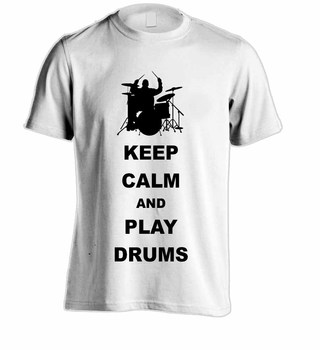 Camiseta H.DRUMS HD0014