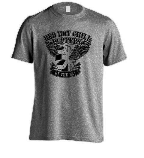 Imagem do Camiseta Red Hot Chili Peppers - RH0001