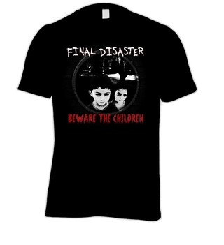 Camiseta Final Disaster - FD00002 - comprar online
