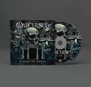 CD Warcursed - Stages of Death - WACD0002