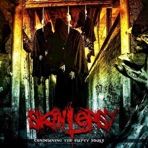CD Skinlepsy - Condemning The Empty Souls - CDSY0001