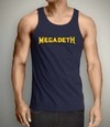 Regata Megadeth - MG0002r - ZN STORE