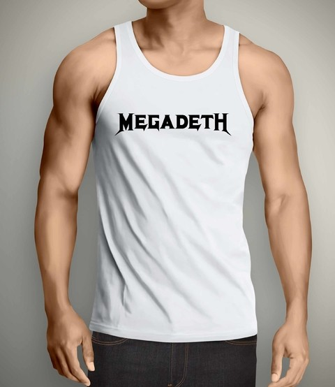 Regata Megadeth - MG0002r