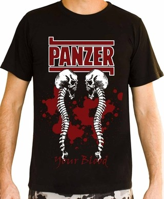 Camiseta Panzer Your Blood - PZ0006 - comprar online