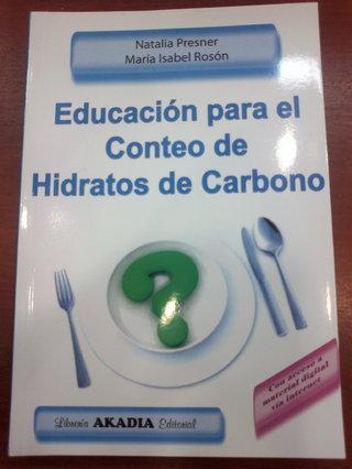 Libro Educación para el Conteo de Hidratos de Carbono