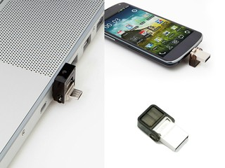 Expansor de memoria android MicroDuo Kingston