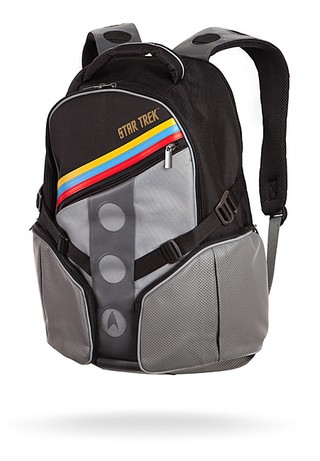 MOCHILA RETRO STAR TREK